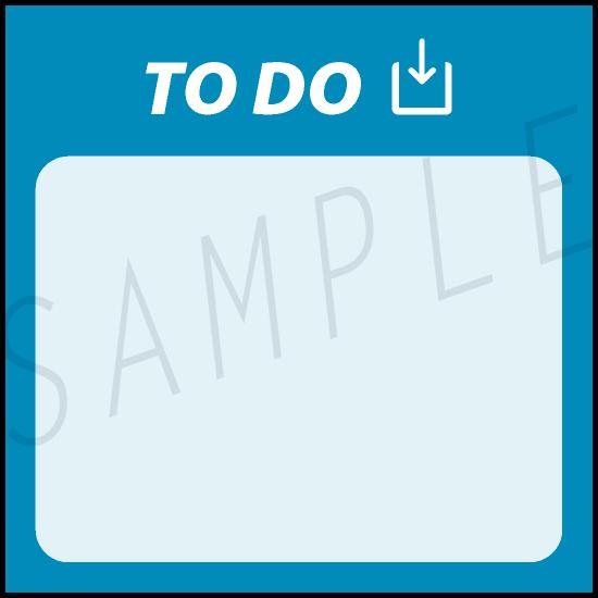 AgileWalls - Obeya - To Do Element