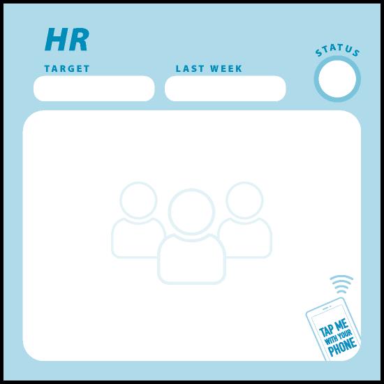 AgileWalls - Obeya - HR Element