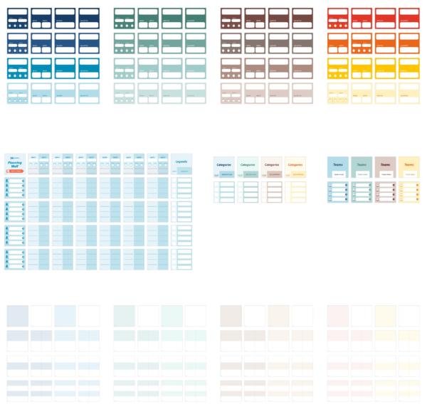 AgileWalls Planning Toolkit