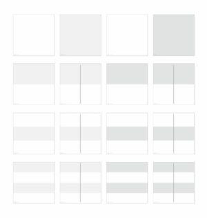 AgileWalls Swimminglane Grey