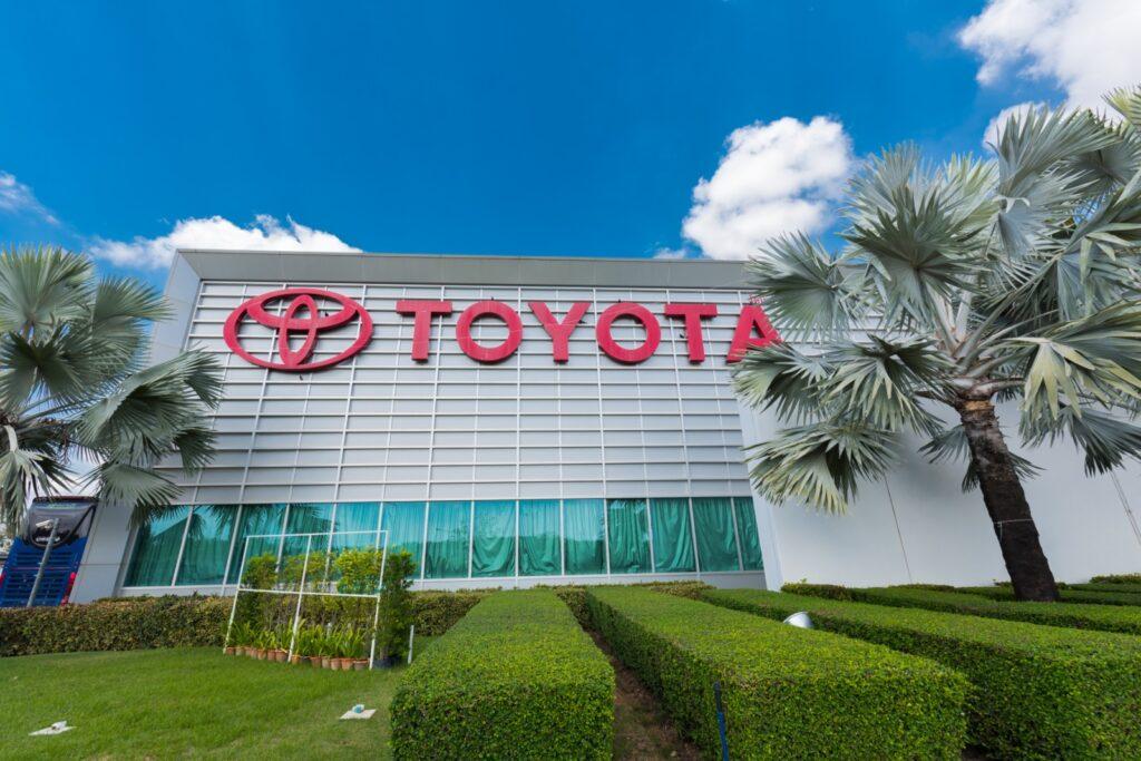 Toyota lean obeya